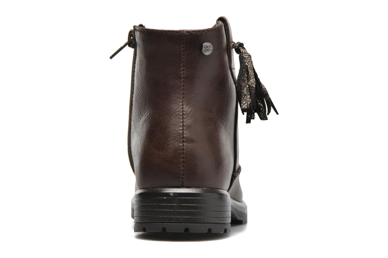 Stiefeletten & Boots Gioseppo Futura braun ansicht von rechts