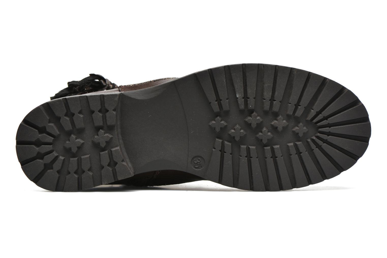 Bottines et boots Gioseppo Futura Marron vue haut