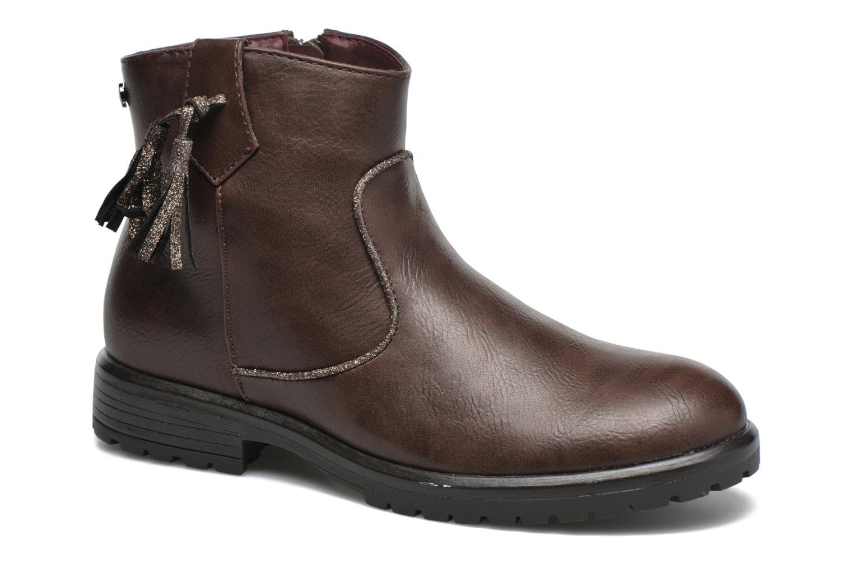Bottines et boots Gioseppo Futura Marron vue détail/paire