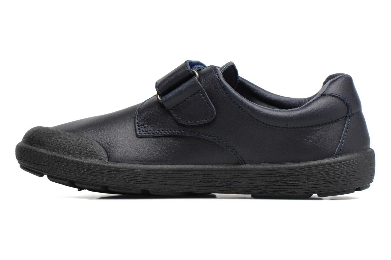 Chaussures à scratch Gioseppo Galilei Bleu vue face
