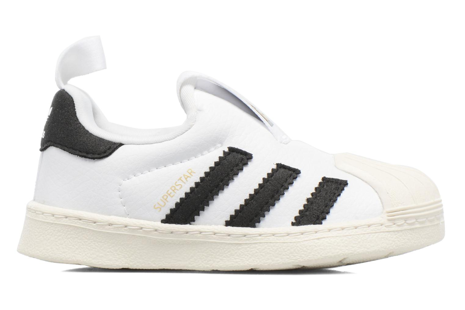 Baskets Adidas Originals Superstar 360 I Blanc vue derrière