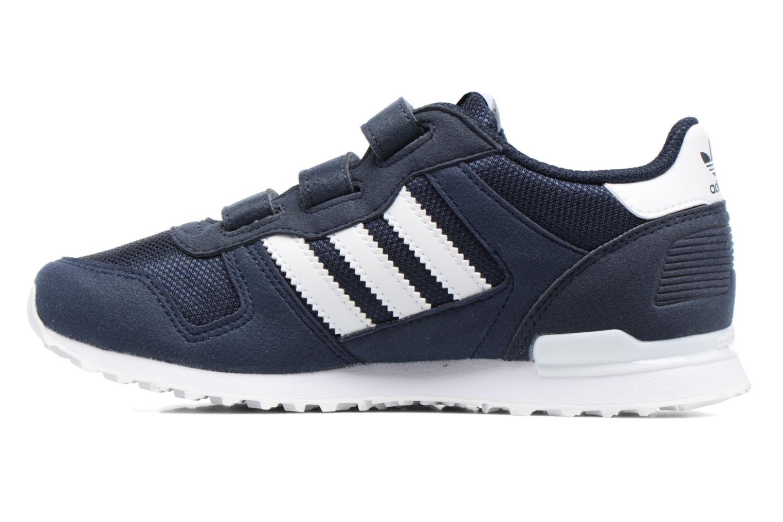 Sneaker Adidas Originals Zx 700 Cf C blau ansicht von vorne