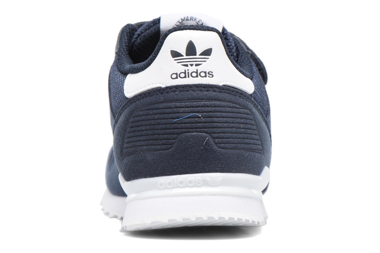 Sneaker Adidas Originals Zx 700 Cf C blau ansicht von rechts