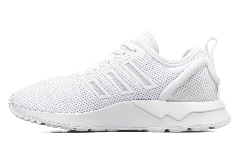 Sneakers Adidas Originals Zx Flux Adv C Bianco immagine frontale