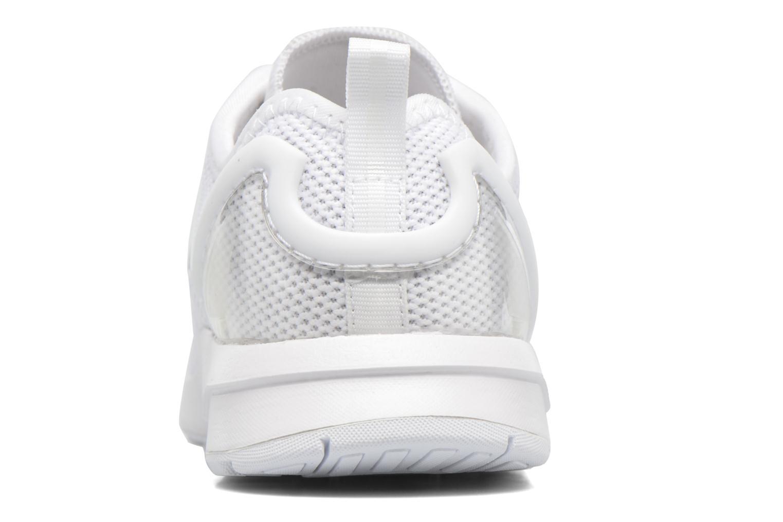 Sneakers Adidas Originals Zx Flux Adv C Bianco immagine destra