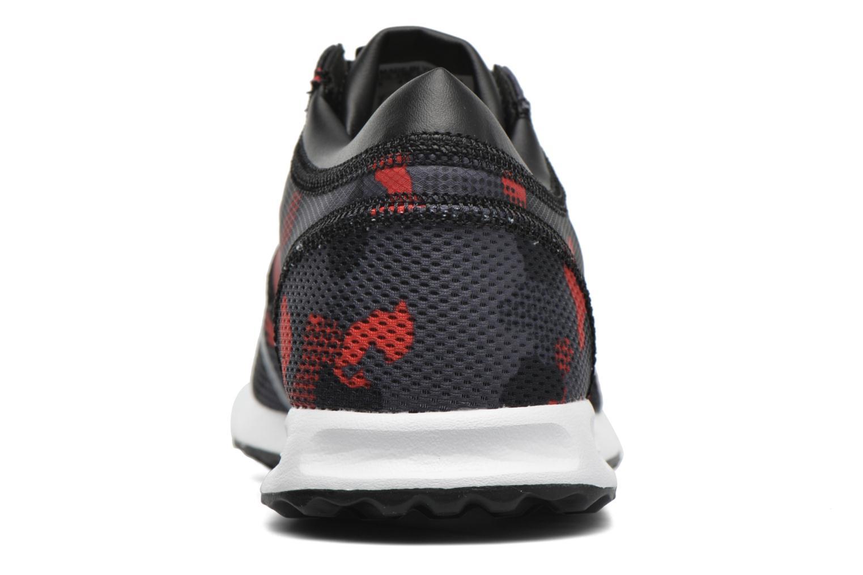 Sneaker Adidas Originals Los Angeles J schwarz ansicht von rechts