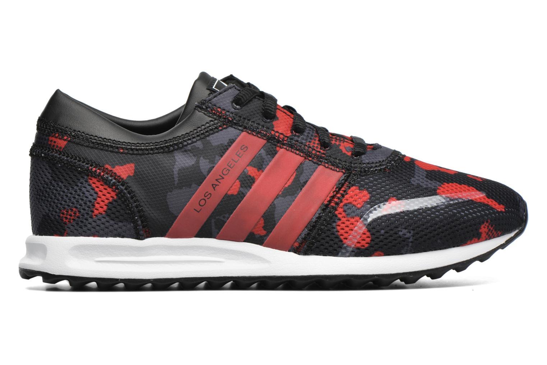 Sneaker Adidas Originals Los Angeles J schwarz ansicht von hinten