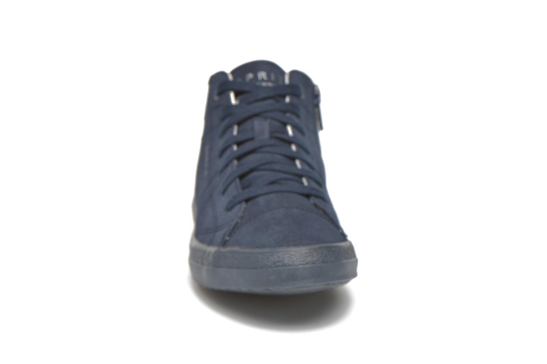 Baskets Esprit Miana Bootie Bleu vue portées chaussures