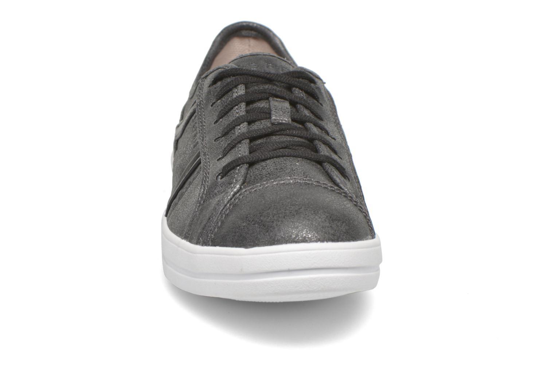 Baskets Esprit Mega Lace Up Noir vue portées chaussures