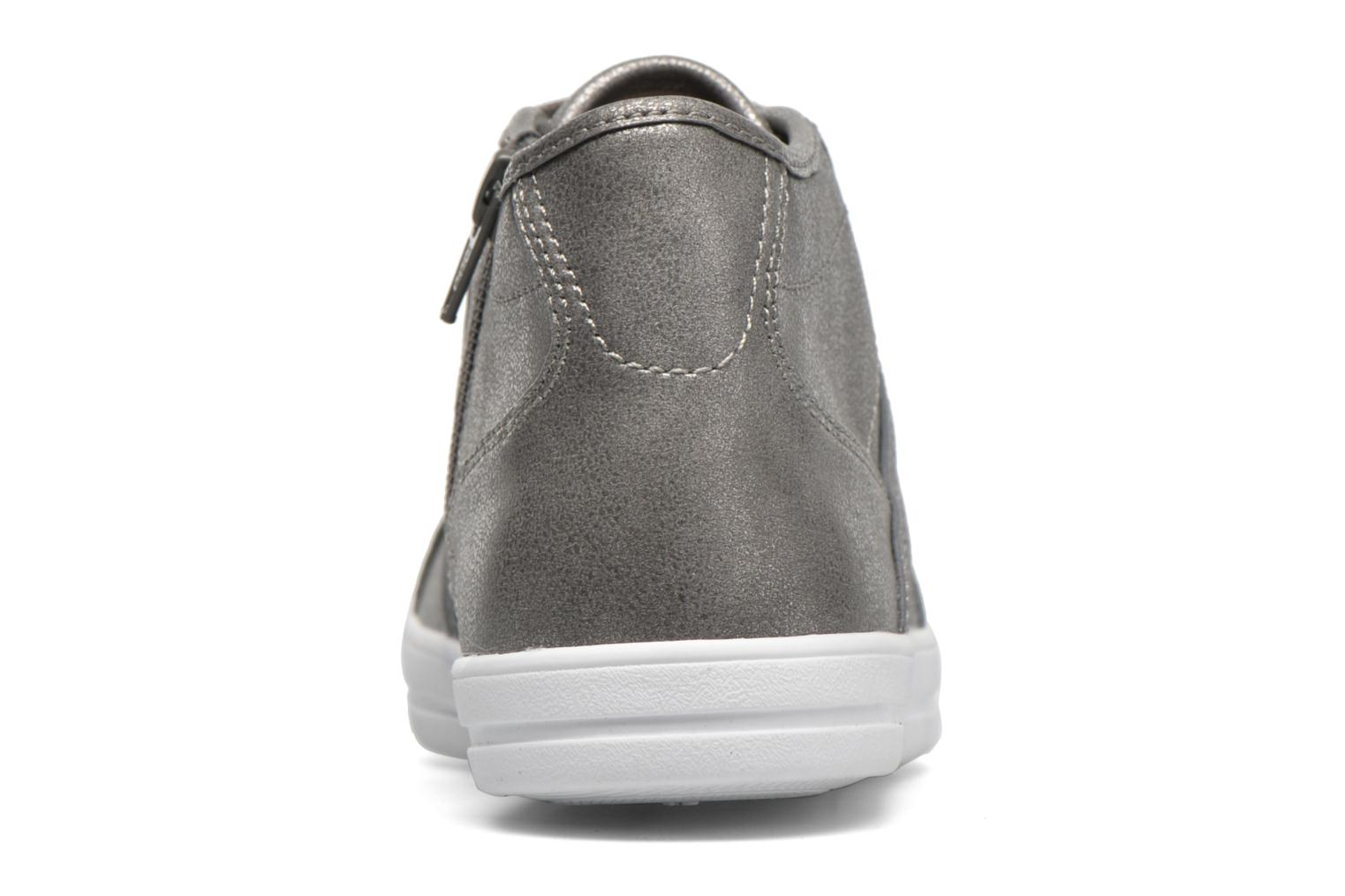 Trainers Esprit Mega Bootie Grey view from the right