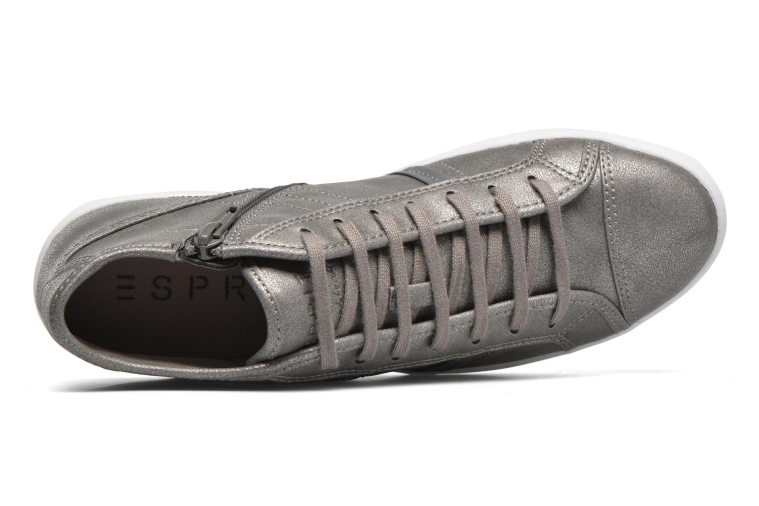 Trainers Esprit Mega Bootie Grey view from the left