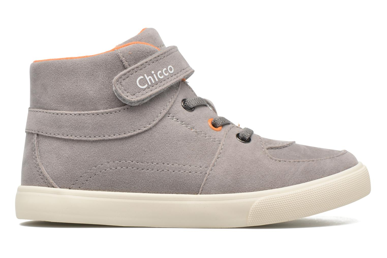 Sneakers Chicco Croissant Grigio immagine posteriore