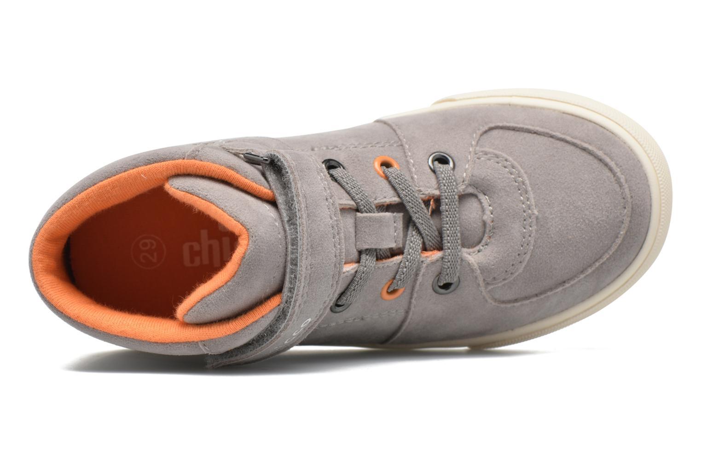 Sneakers Chicco Croissant Grigio immagine sinistra