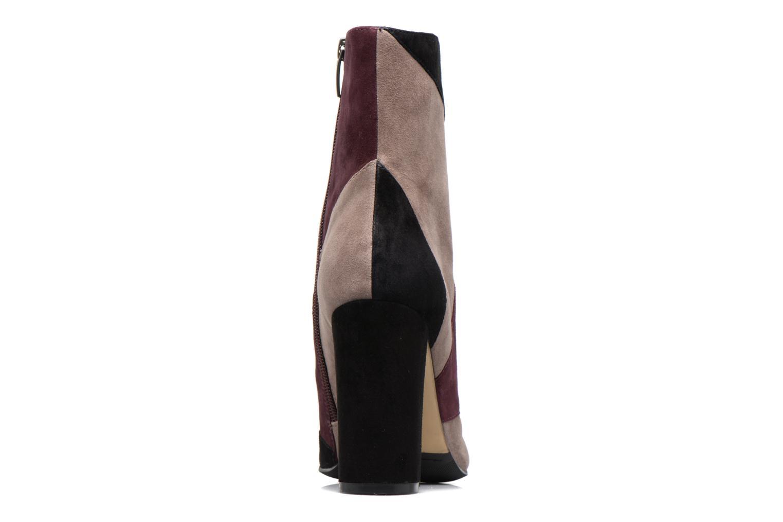 Bottines et boots Bruno Premi Aurora Multicolore vue droite