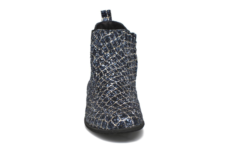 Ankle boots Manuela de Juan Constance 3 Blue model view