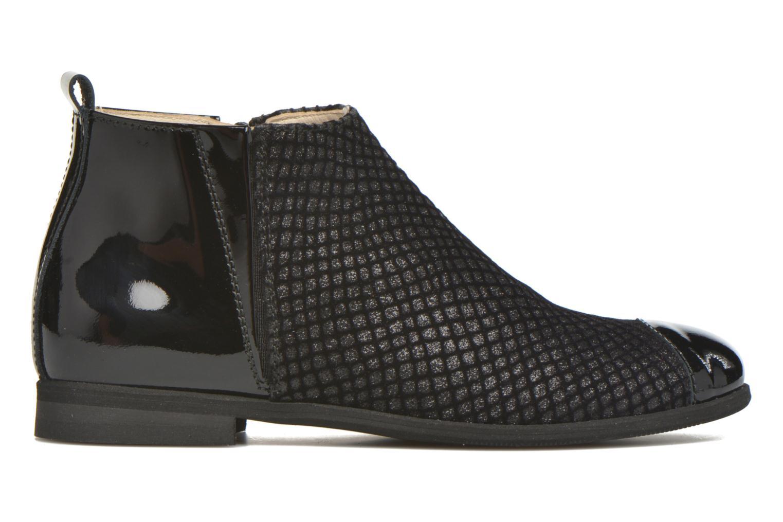 Stiefeletten & Boots Manuela de Juan Olivia schwarz ansicht von hinten