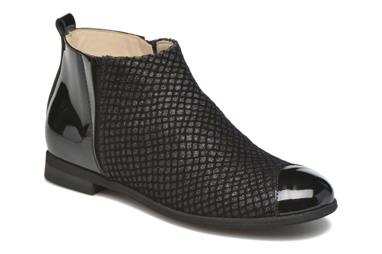 Stiefeletten & Boots Manuela de Juan Olivia schwarz detaillierte ansicht/modell