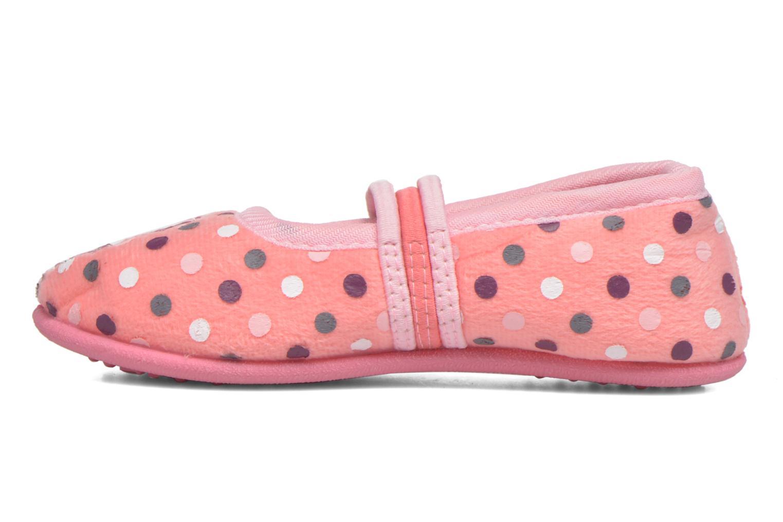 Hausschuhe Peppa Pig Linda rosa ansicht von vorne