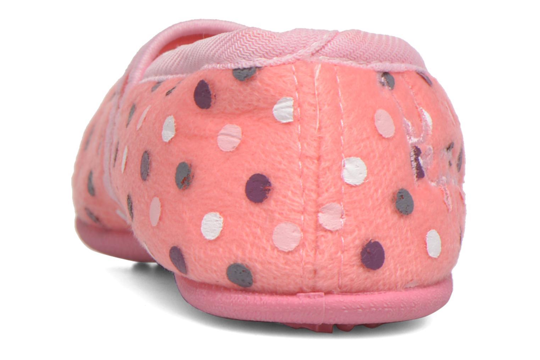 Hausschuhe Peppa Pig Linda rosa ansicht von rechts