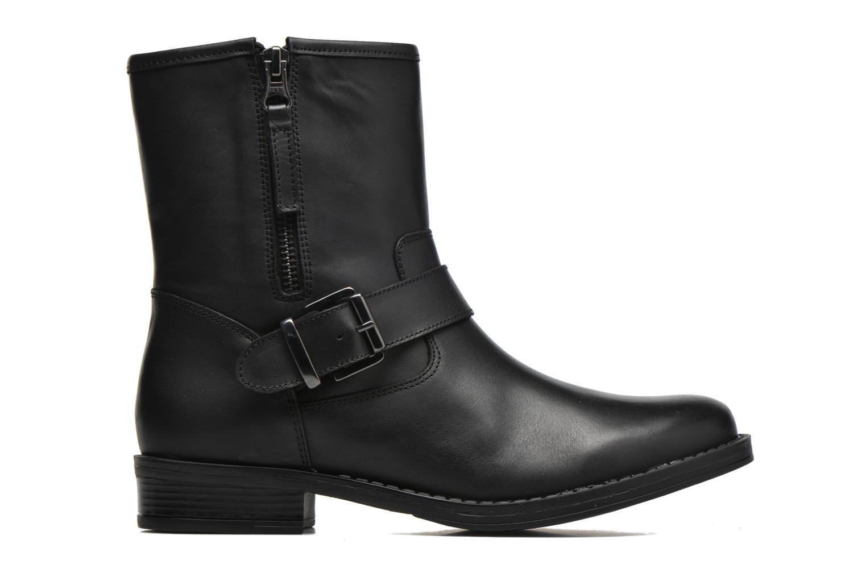 Bottines et boots Georgia Rose Celeste Noir vue derrière