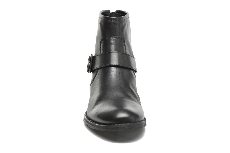 Bottines et boots Georgia Rose Celesta Noir vue portées chaussures