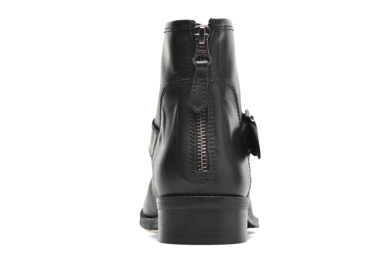 Bottines et boots Georgia Rose Celesta Noir vue droite