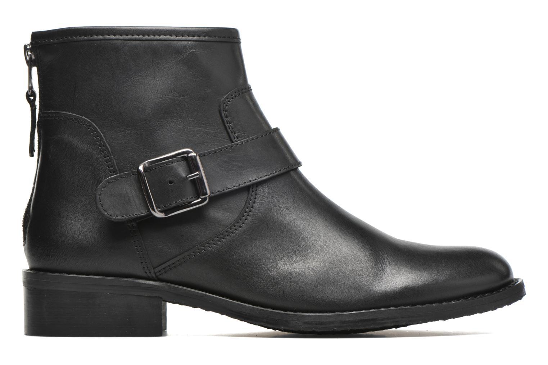 Bottines et boots Georgia Rose Celesta Noir vue derrière