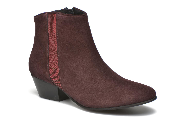 Stiefeletten & Boots Georgia Rose Celeri weinrot detaillierte ansicht/modell