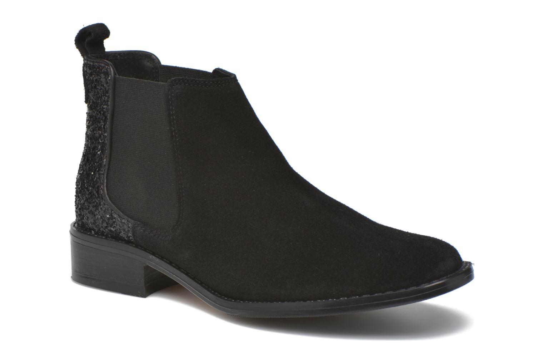 Georgia Rose Celadon (Noir) - Bottines et boots chez Sarenza (263207)