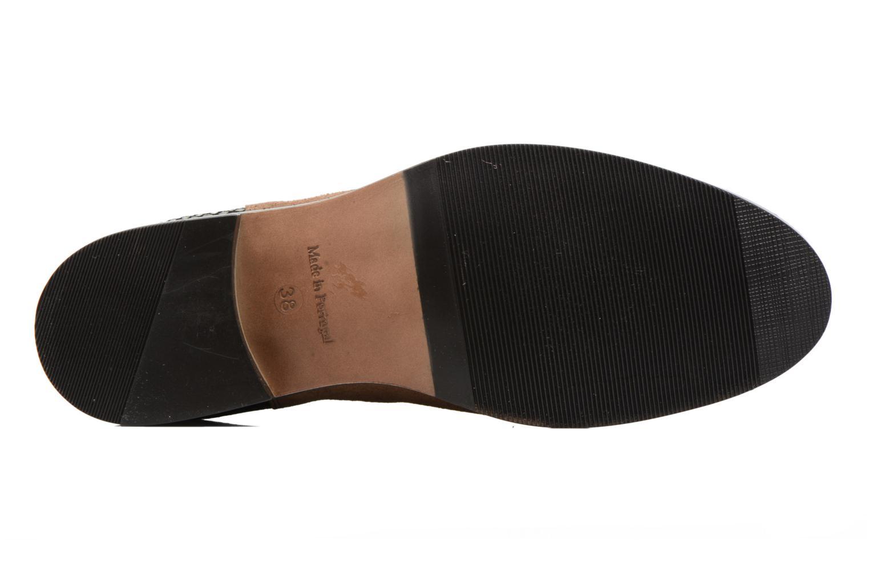 Stiefeletten & Boots Georgia Rose Celadon beige ansicht von oben