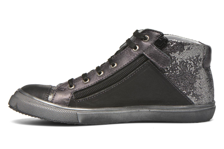 Sneakers Achile Kami Nero immagine frontale