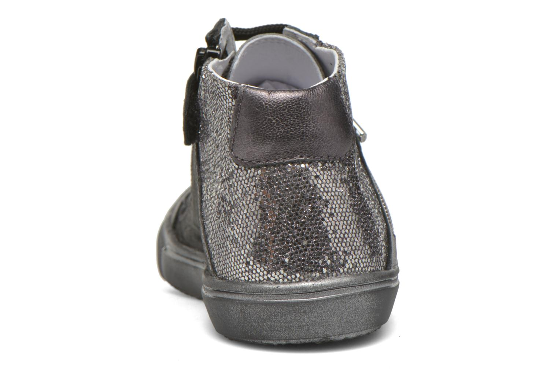 Sneakers Achile Kami Nero immagine destra