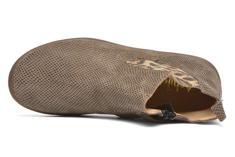 Stiefeletten & Boots Achile Sara braun ansicht von links