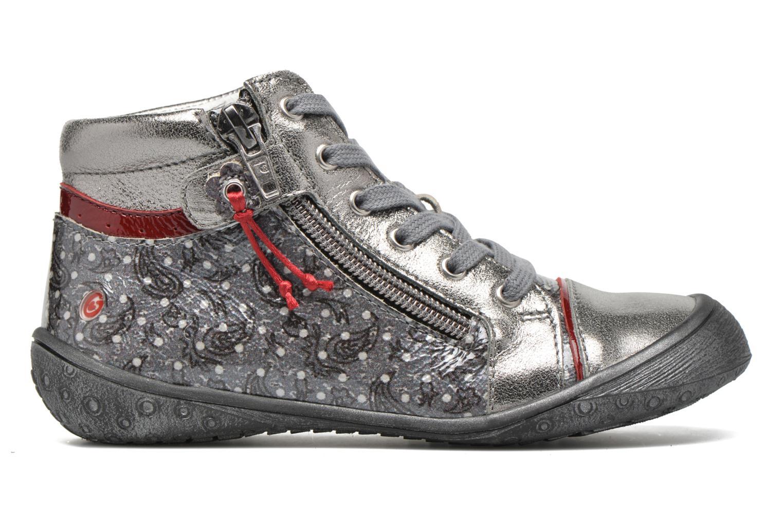 Sneakers GBB Nerine Grigio immagine posteriore