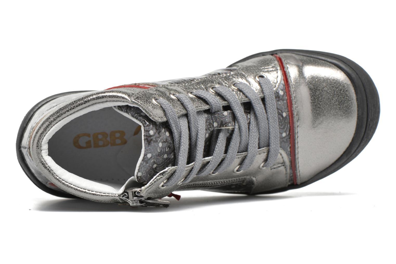 Sneakers GBB Nerine Grigio immagine sinistra
