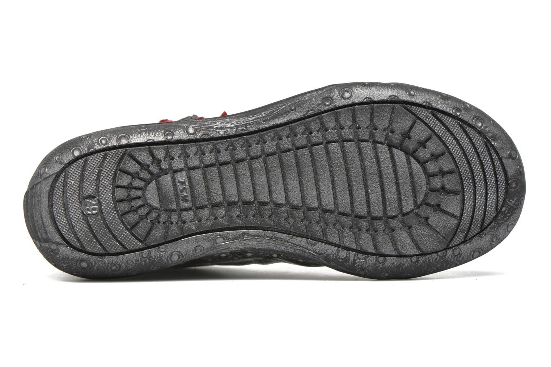Sneakers GBB Nerine Grigio immagine dall'alto