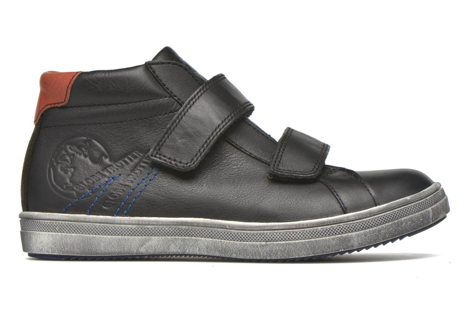 Trainers GBB Nazaire Black back view
