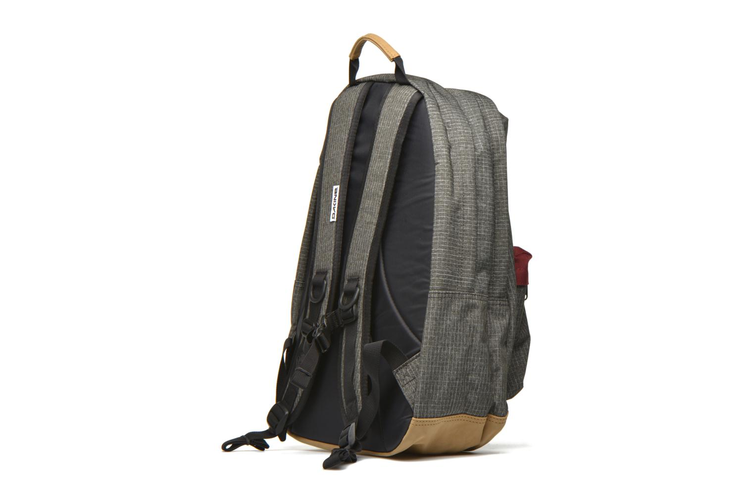 Rucksacks Dakine DETAIL BACKPACK Grey view from the right