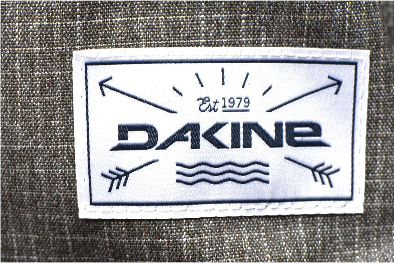 Rucksäcke Dakine DETAIL BACKPACK grau ansicht von links