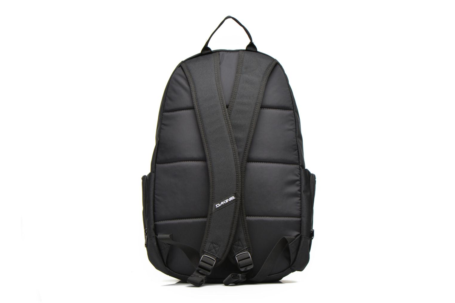Zaini Dakine ATLAS BACKPACK Nero immagine frontale