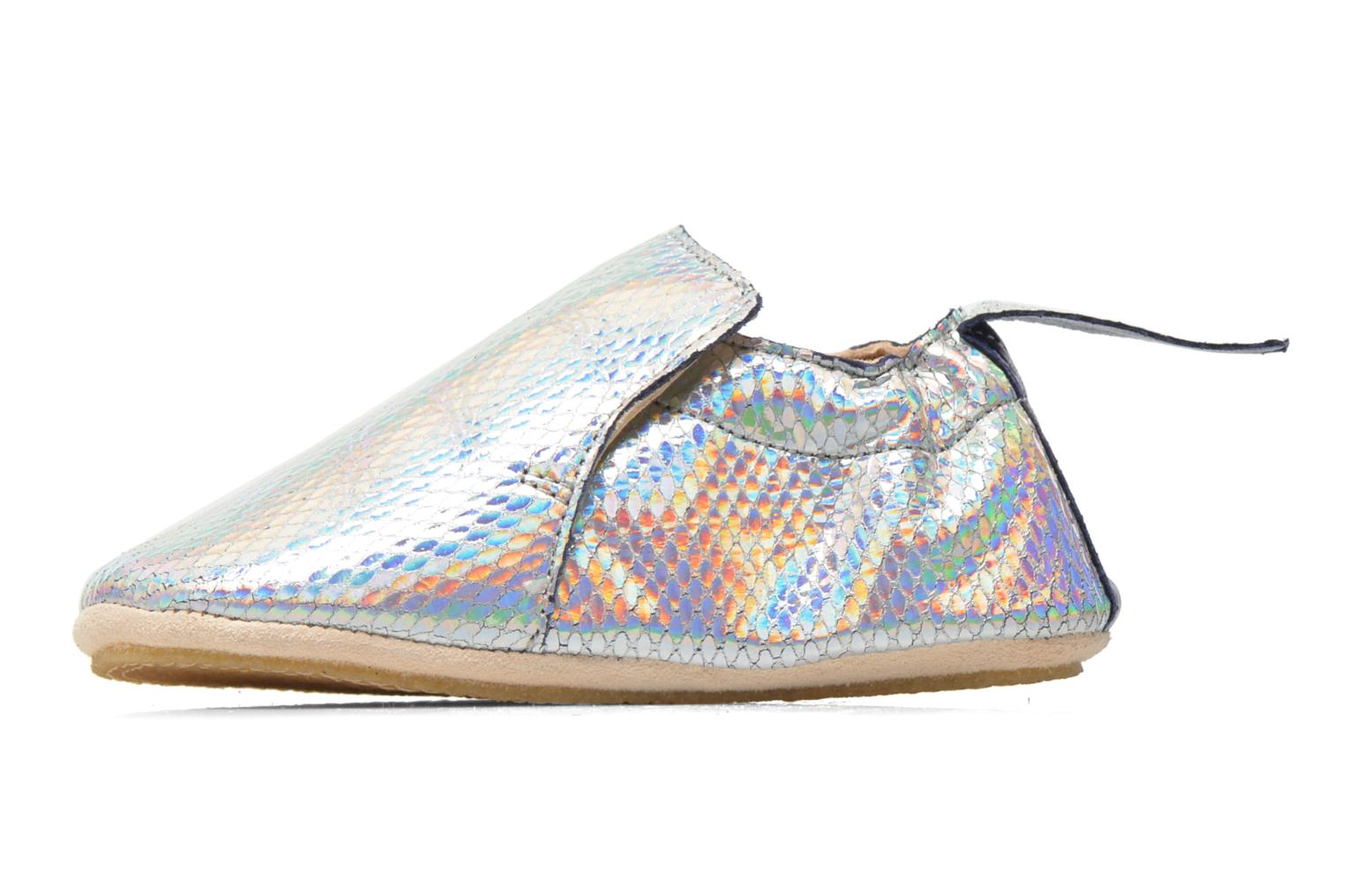 Slippers Easy Peasy Blublu Print Multicolor view from the right