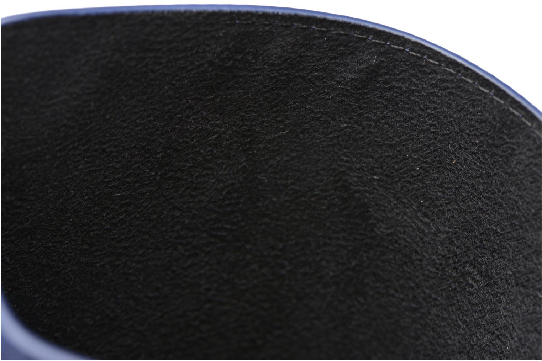 Divers Love Moschino Ipad clutch Bleu vue derrière