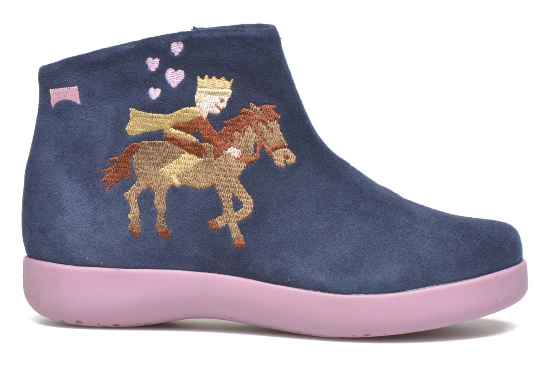 Bottines et boots Camper TWS Princess Bleu vue derrière