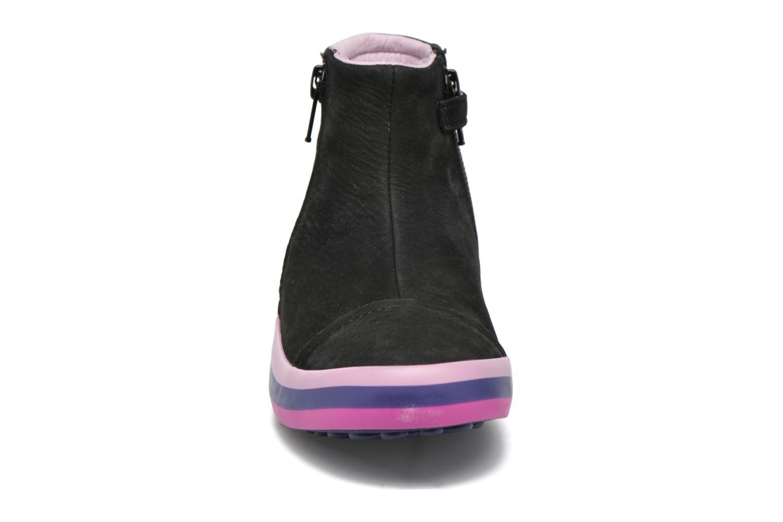 Bottines et boots Camper Pursuit Kids Noir vue portées chaussures