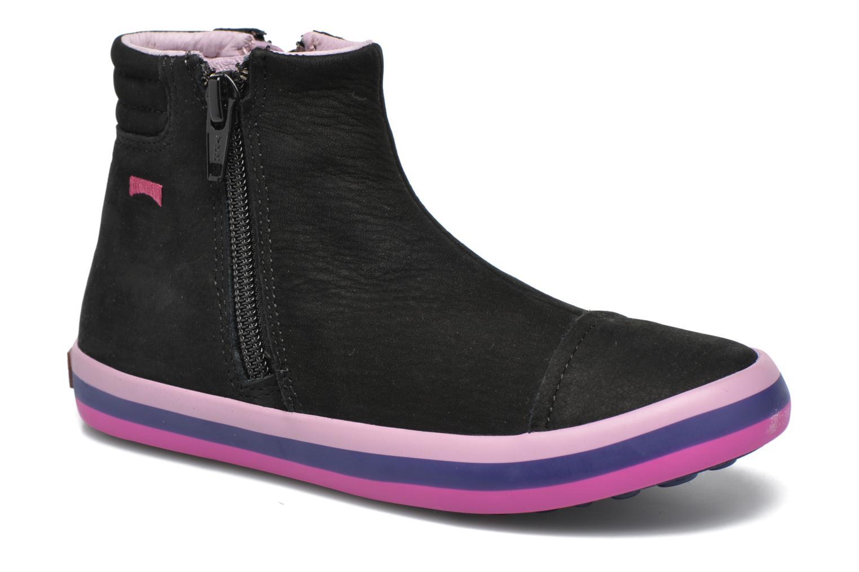 Bottines et boots Camper Pursuit Kids Noir vue détail/paire
