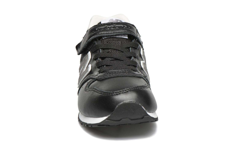 Sneaker New Balance KV996 J schwarz schuhe getragen
