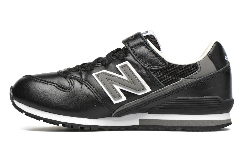 Sneaker New Balance KV996 J schwarz ansicht von vorne