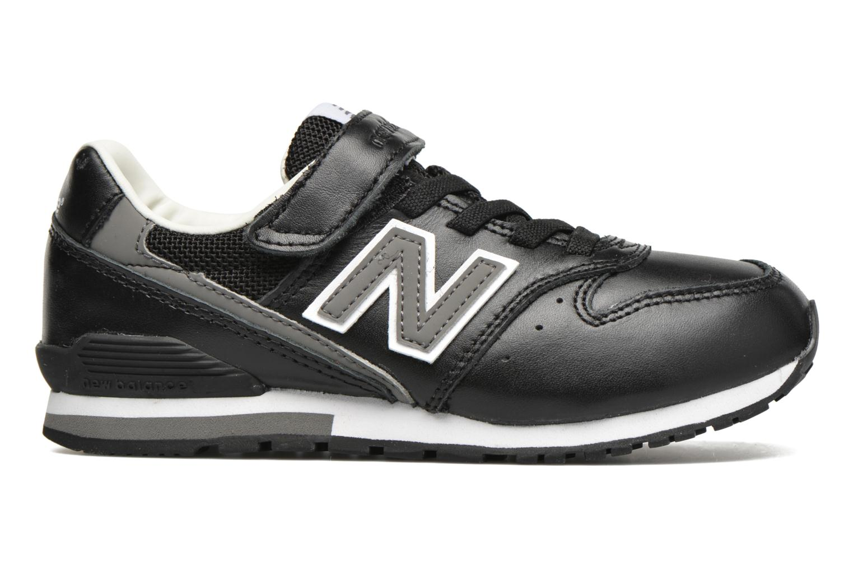 Sneaker New Balance KV996 J schwarz ansicht von hinten