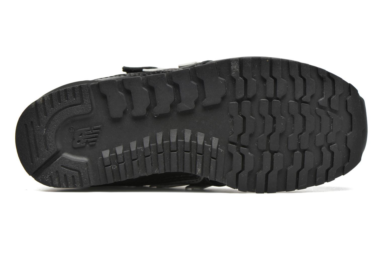 Sneaker New Balance KV996 J schwarz ansicht von oben
