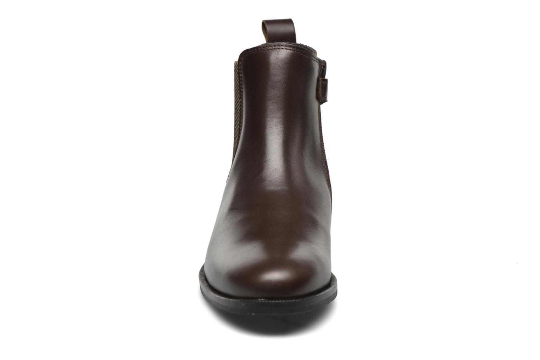 Bottines et boots Little Mary Toby Marron vue portées chaussures